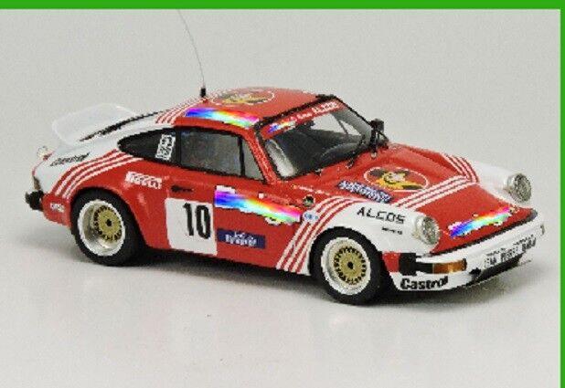 1 43  Porsche 911 SC GR.4 Team Belga Haspengow 1982 Duez-Lux vendu monté