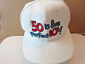 Image Is Loading 50th Birthday Gag Gift Fifty Five Perfect