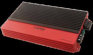 DS18 SLC-X1850.4 4 Channel Amplifier 1850W 4 Channel Full range Speaker/Sub Amp