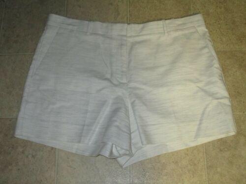 Gap tailored shorts womens size 16 - image 1