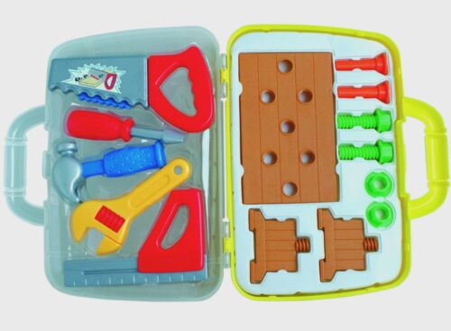 Tool Set In a Carrycase