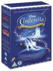 Cinderella 1 2 & 3 Blu-ray IMPORT