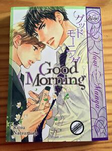 """[ADULT] """"Good Morning"""" by Ritsu Natsumizu (Oneshot YAOI Manga)"""
