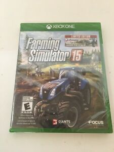 Farming Simulator 15 Limited Edition W Bonus Dlc Lamborghini