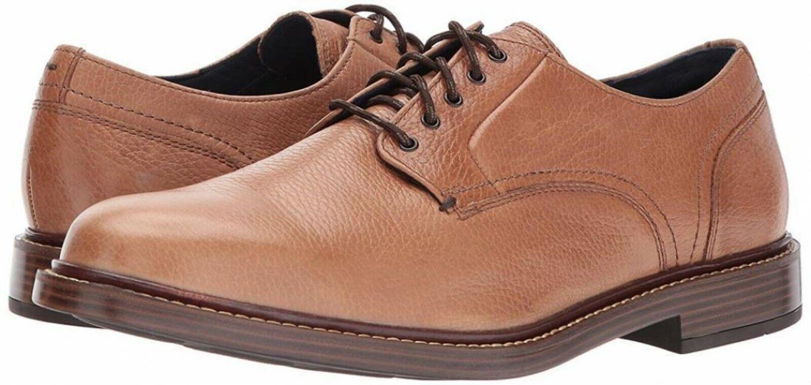 Cole Homme Haan Adams Grand Plain Oxford Chaussures en cuir boisbury 10 nouveau in Box