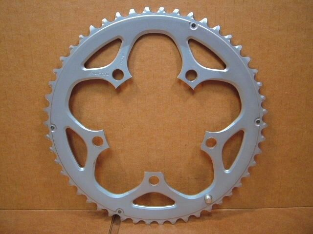NOS Shimano SuperGlide (Later Generation) Compact Chainring..50T and 110mm  BCD  save on clearance