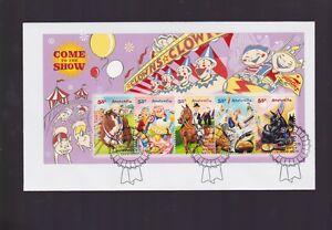 2010-Come-to-the-Show-Clowns-Showbags-Horse-Cattle-Wood-Chop-Sydney-PMK-J-434