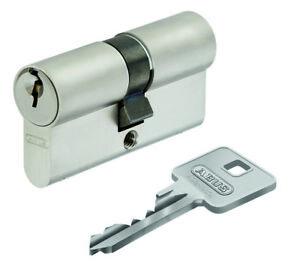Profilzylinder 27//27 mm mit 3 Schlüssel Schließzylinder Zylinder Schloss