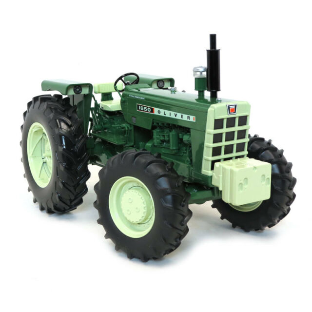 Toy Tractors For Sale >> 1 16 Oliver 1650 Diesel Wide Mfd 35th Toy Tractor Times Anniversary