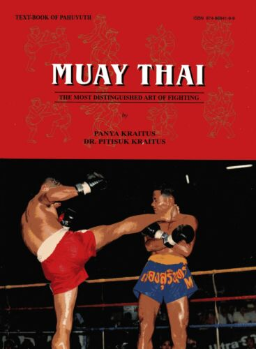 Muay Thai book - SPECIAL OFFER