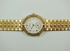 Lassale by Seiko Gold Tone Stainless Steel 8M25-7100 Sample Watch NON-WORKING