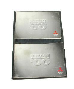 2000-Mitsubishi-Mirage-Factory-Original-Owners-Manual-Portfolio-17
