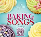 Baking Songs by Various Artists (CD, Aug-2016, 3 Discs, Crimson)
