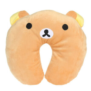 U Shaped Travel Pillow Neck Support Head Rest Cushion Gift