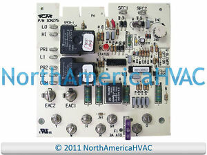 Details about Carrier Bryant Payne Furnace Fan Blower Control Circuit on