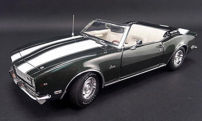 1 18 Acme 1968 Chevy Camaro Z 28 Kongrönerbar grön A1805715