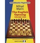 Grandmaster Repertoire: English Opening: Volume 2 by Mihail Marin (Paperback, 2010)