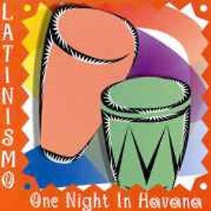 FREE US SHIP. on ANY 3+ CDs! ~Used,Very Good CD Various Artists: Latinismo: One