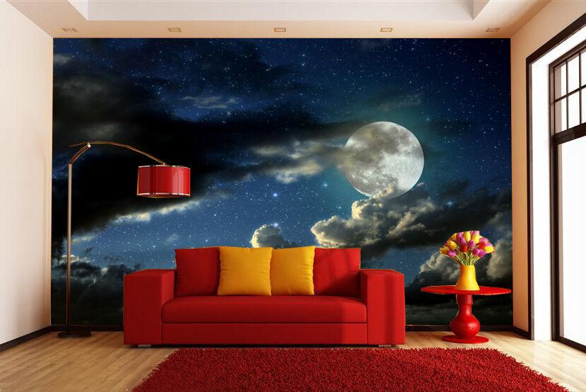 3D universo 233 Parete Murale Foto Carta da parati immagine sfondo muro stampa