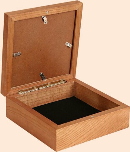 10/% Off Sudberry House 5 x 5 Oak Box Natural Finish #99158