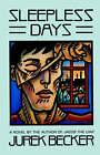 Sleepless Days by Jurek Becker (Paperback / softback, 1986)