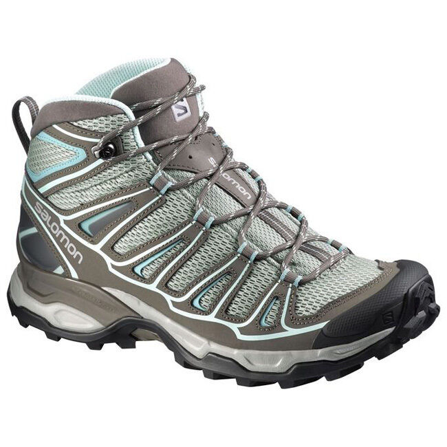 Salomon X Ultra MID Aero W Trekkingschuh Wanderschuh Damen Outdoor Stiefel Stiefel