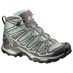 Salomon X Ultra MID Aero W Trekkingschuh Wanderschuh Damen Outdoor Boots Stiefel