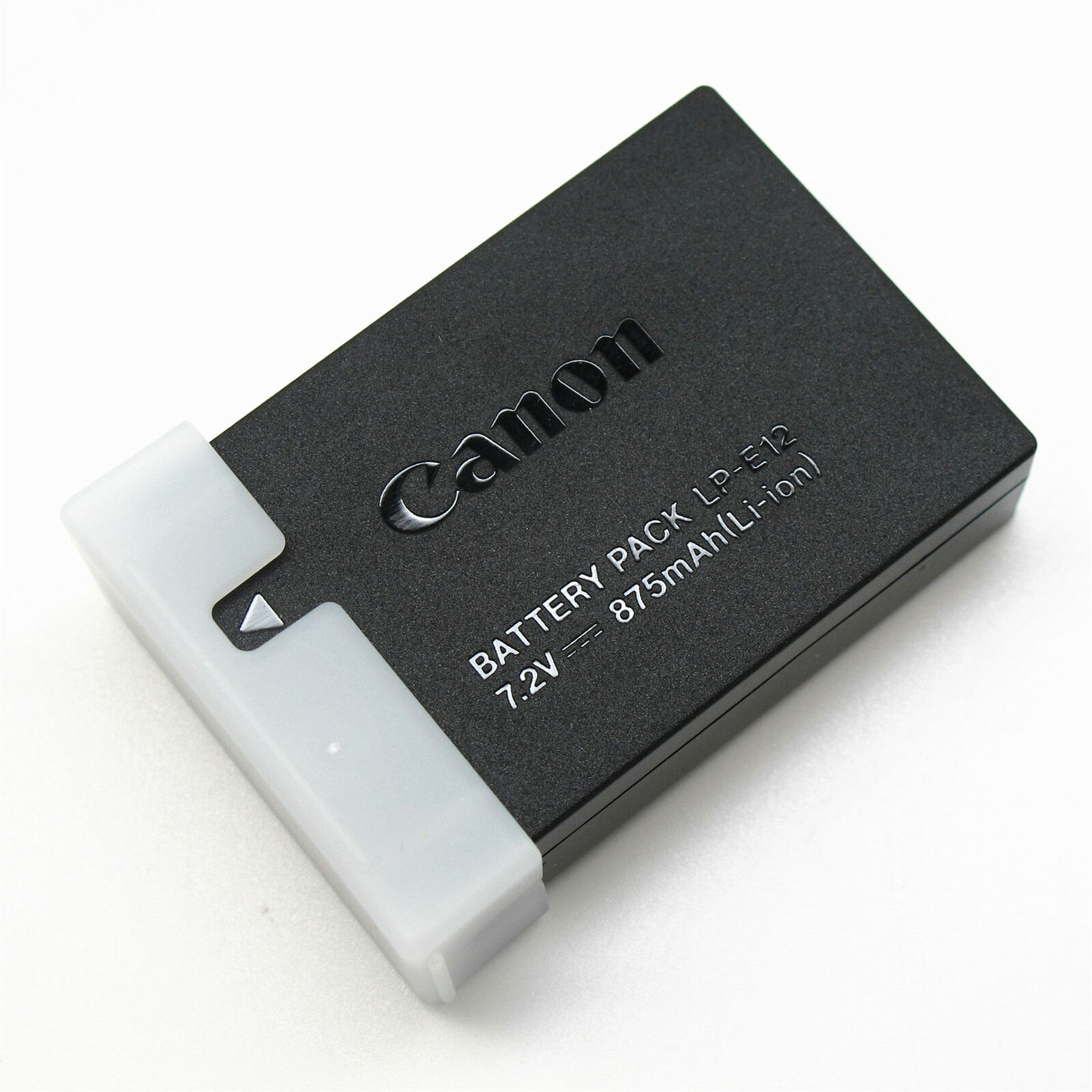 Genuine Original Canon LP-E12 Battery For EOS M M2 M10 M50 M100 100D LC-E12