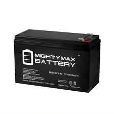 Mighty Max ML8-12 - 12V 8AH Replacement for GT12080-HG FiOS Systems Battery