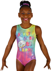 386073f46 NEW! Donut Sublimated Gymnastics or Dance Leotards by Snowflake ...