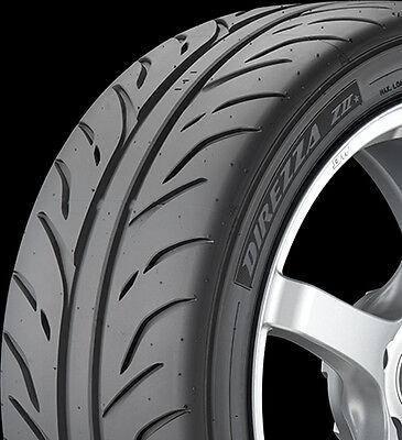 Dunlop 265029471 Direzza ZII Star Spec 205/50-15  Tire (Set of 2)
