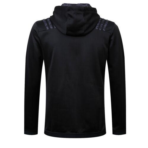 New Zealand All Blacks 2018//2019 rugby jacket hoodie S-3XL