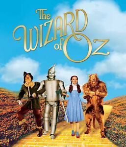 The-Wizard-of-Oz-Warner-Brothers-Bracken-Beth-New-Book