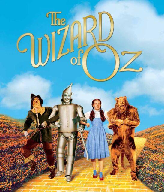 The Wizard of Oz (Warner Brothers), Bracken, Beth, New, Book