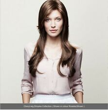 Dimples wig - Cheryl (Roasted Brown 6h27) New in box