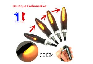 Paire-clignotant-a-LED-Motos-scooter-quad-sequentiel-yamaha-honda-suzuki-Ducati