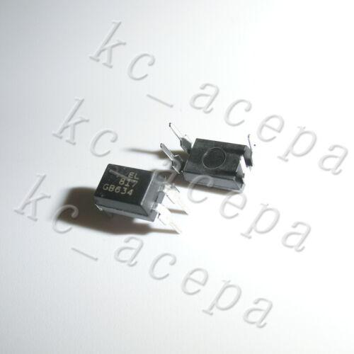 50 PCS EL817B DIP-4 EL817 PC817 Optocoupler IC