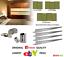 MINI-BIMAK-SLIDING-DOOR-GEAR-WARDROBE-TRACK-SYSTEM-KIT-UP-TO-70KG-UP-TO-3M-TRACK thumbnail 1