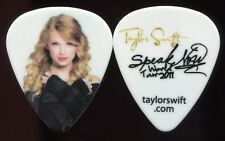 TAYLOR SWIFT 2011 Speak Now Tour Guitar Pick!!! Taylor's custom concert stage #4