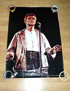 DAVID-BOWIE-MANIFESTO-POSTER-RARE-MADE-IN-FRANCE-PLAKAT-AFFICHE-CARTEL