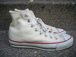 Vintage-Converse-All-Star-Chuck-Taylor-Made-In-USA-Mens-High-Top-Sneakers-Size-7