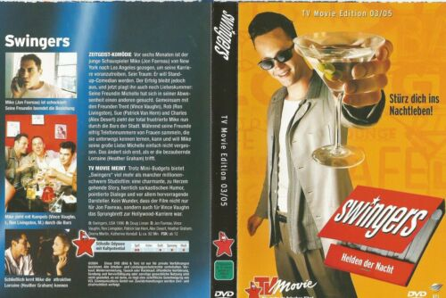1 von 1 - Swingers - Vince Vaughn / TV-Movie-Edition 03/05 / DVD