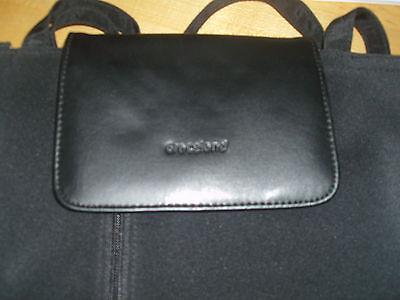 Damenhandtasche in schwar