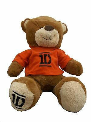 "Goffa 13/"" 1D One Direction Collectible Bear with Hoodie Red, Yellow, Blue or Pu"