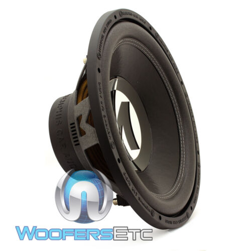 "MEMPHIS PRX15S4 15/"" SUB WOOFER 500W MAX SINGLE 4OHM CAR AUDIO SUBWOOFER BASS NEW"
