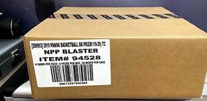 2019-20 Panini Prizm Basketball Sealed NPP Blaster 20-Box Case Zion RC Year