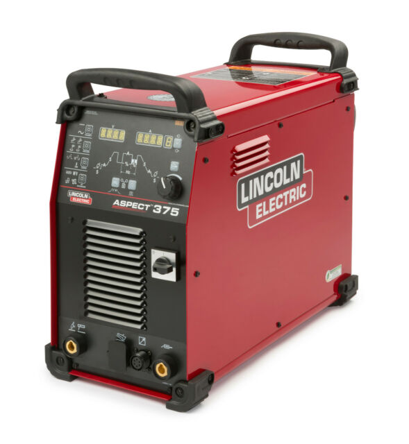 Used Welders For Sale >> Lincoln Aspect 375 Ac Dc Tig Welder K3945 1