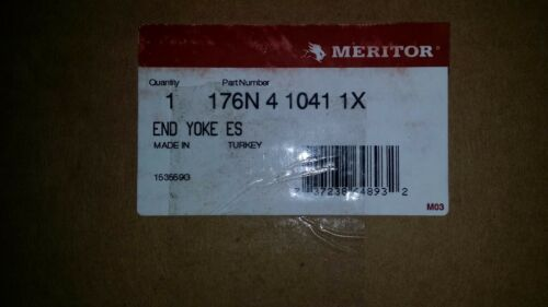 New Mack End Yoke ES Meritor 176N 4 1041 1X