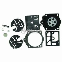 Carb Kit For Homelite 150, 150 Auto For Walbro Hdc Carb