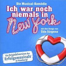 Ich war noch niemals in New York (2008) Musical-Komödie mit Songs von Udo.. [CD]